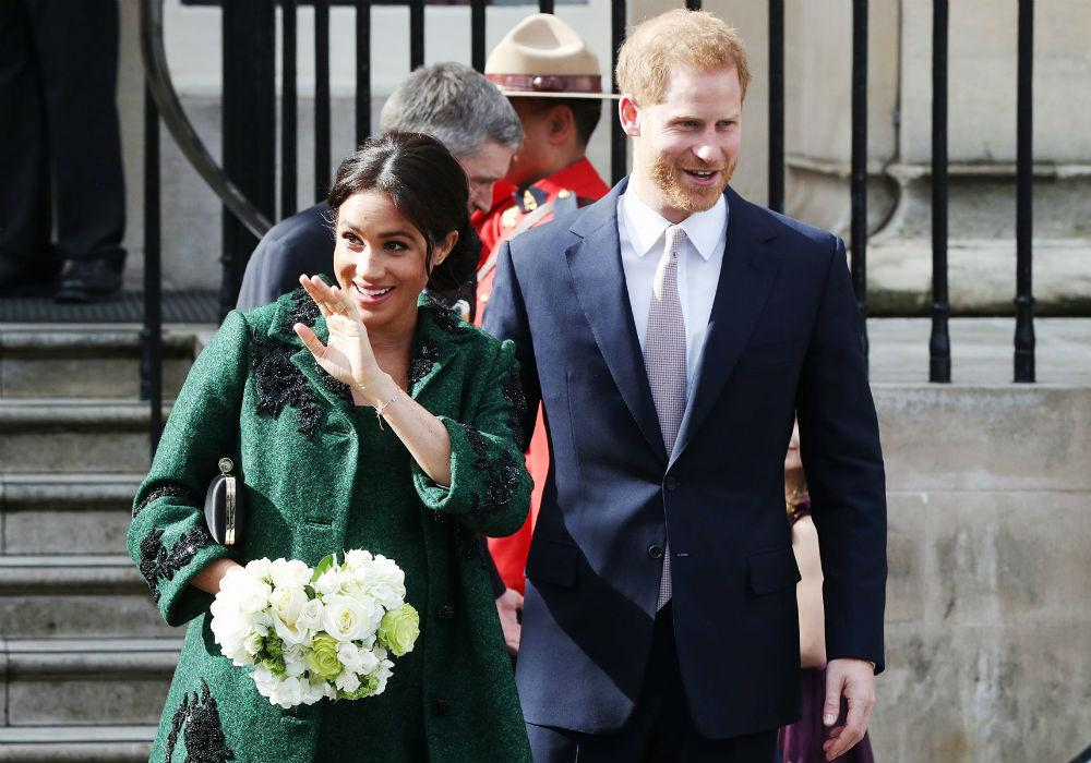 Meghan Markle And Prince Harry Beef Up Security Amid Online Attacks