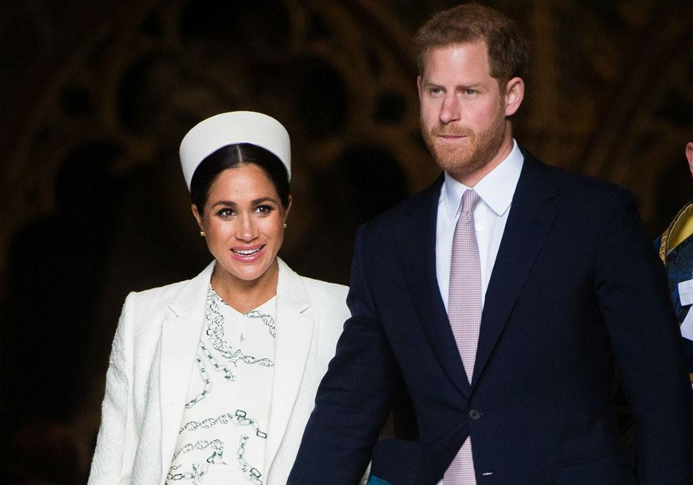 Meghan Markle Officially On Maternity Leave! Let The Royal Baby Countdown Begin