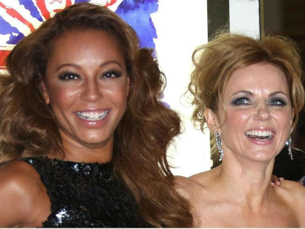 Mel B Claims She And Geri Halliwell Hooked Up During Spice Girls Days