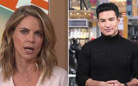 NBC Continues To Clean House! Natalie Morales Fired And Replaced By Mario Lopez On Access Hollywood