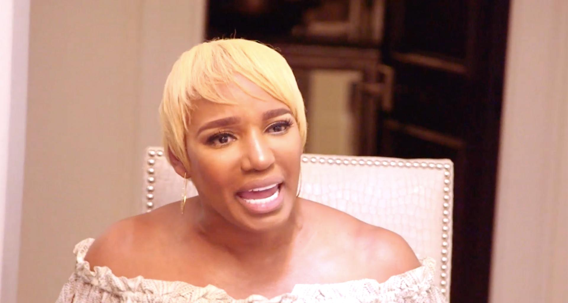 Nene Leakes Slams Cynthia Bailey For Being Sneaky -- Exposes Alliance Against Her To Bring Back Kenya Moore!