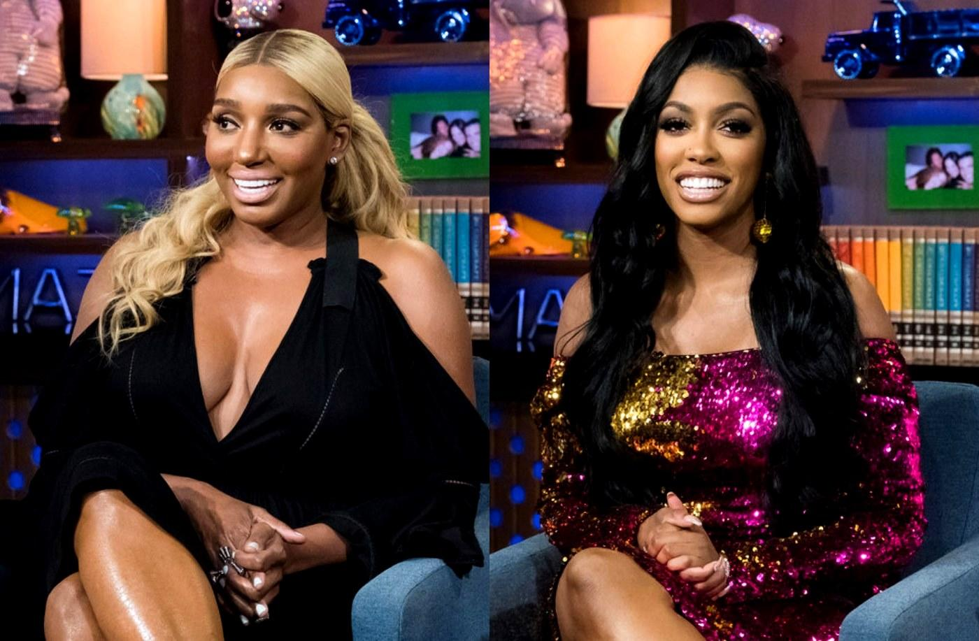 Nene Leakes Responds After Porsha Williams Makes Her 'Fat-Shaming' Texts Public!