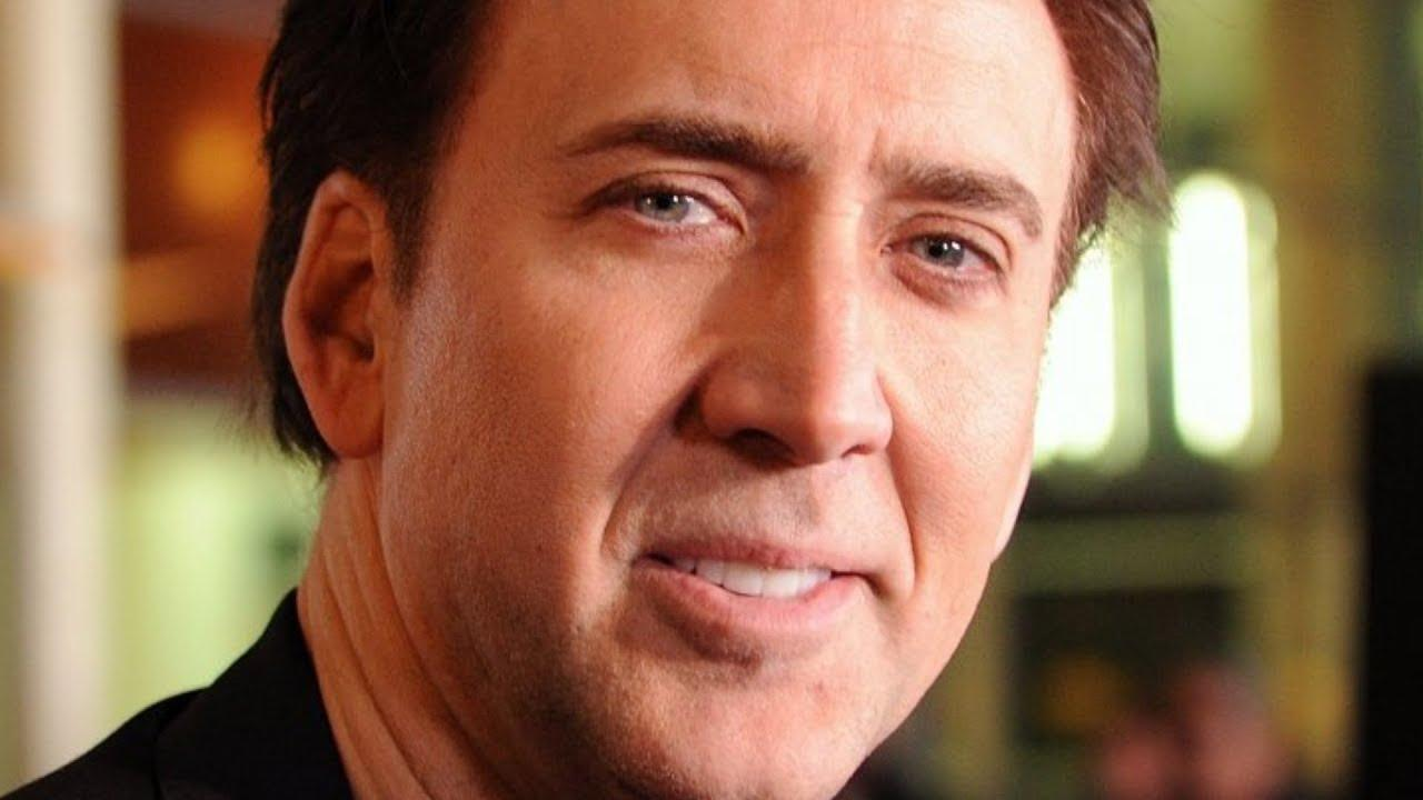 Nicolas Cage To Get Married For A Fourth Time? - He Applies For Marriage License!