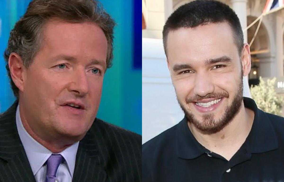 Liam Payne Slams Piers Morgan For Attacking Kylie Jenner After She Became A Billionaire - Check Out The Singer's Savage Tweets