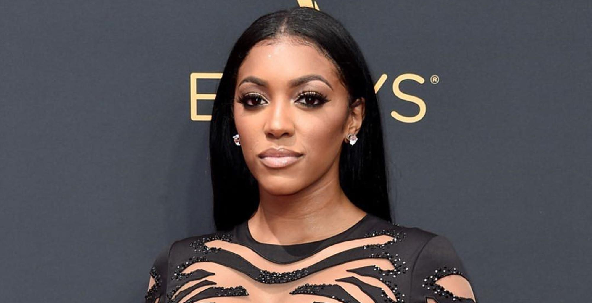 Porsha Williams Is A Whole New Woman With The Birth Of Her Baby Girl -- First Photo Of The Child Has Been Released