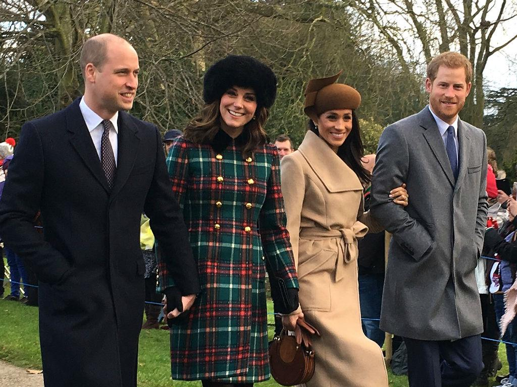 Royal Filmmaker Insists Prince Harry And Prince William Have A Rift Not Kate Middleton And Meghan Markle