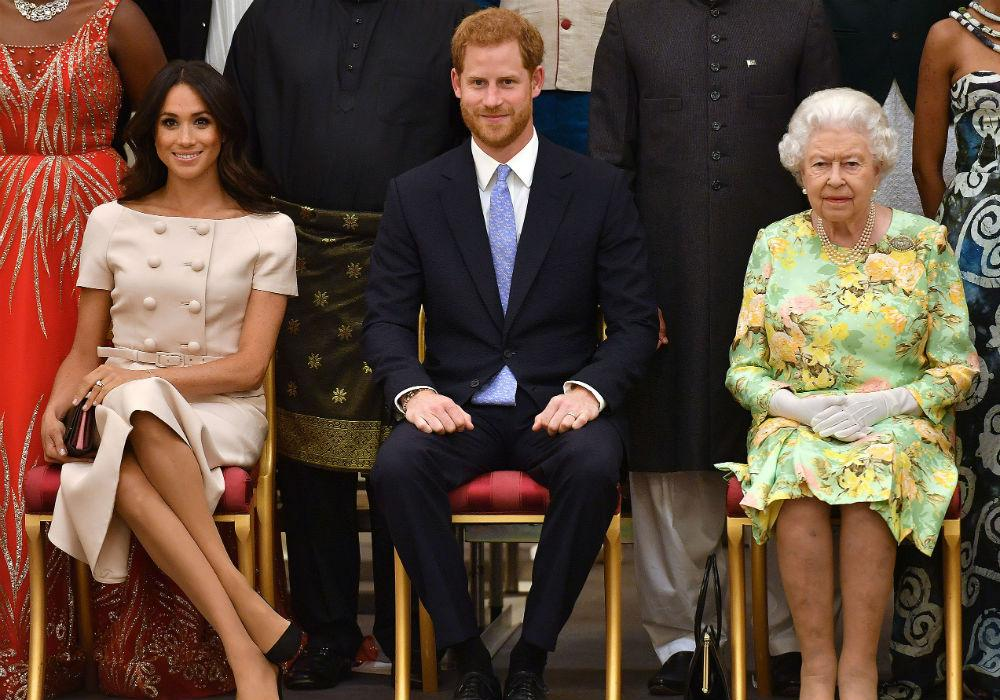 Queen Elizabeth Vetoes Prince Harry And Meghan Markle's Latest Project