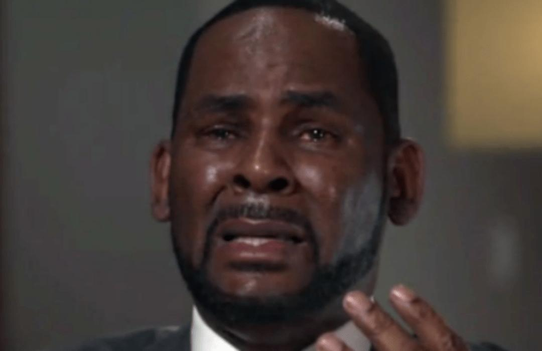 R. Kelly Update: Singer Loses It, Breaks Down In Tears With CBS' Gayle King 'I'm Fighting For My Life'