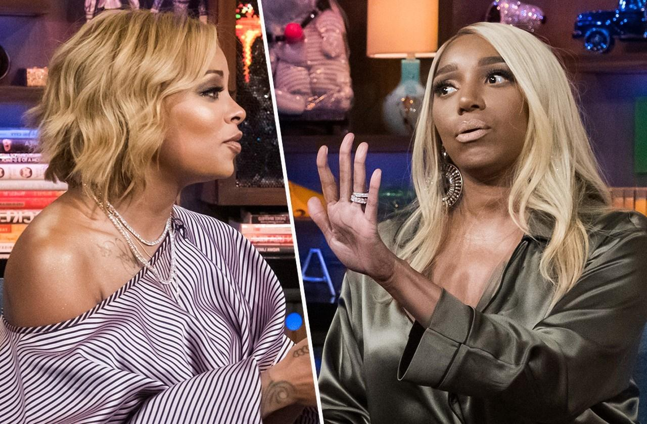 Eva Marcille Says NeNe Leakes Is 'Way Too Old' For Her 'Shady Antics' - Some Fans Say Eva Is Just Trying To Secure Her Spot For The Next RHOA Season
