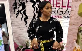 Rasheeda Frost Rocks Her Favorite Outfit From Pressed Boutique And Fans Call Her A Trendsetter