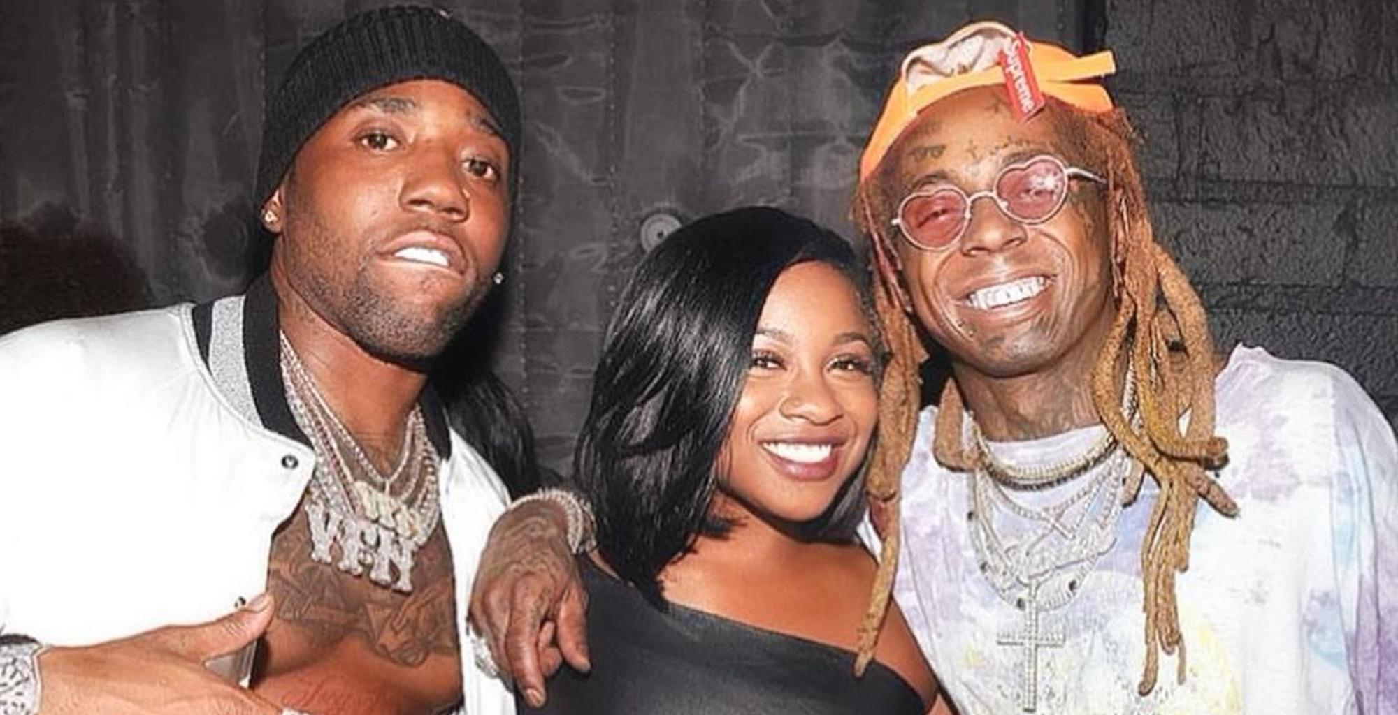 Reginae Carter's Fans Are Terrified And Believe Lil Wayne Should Intervene Because Her Relationship With YFN Lucci Is 'Toxic' - Learn What Happened