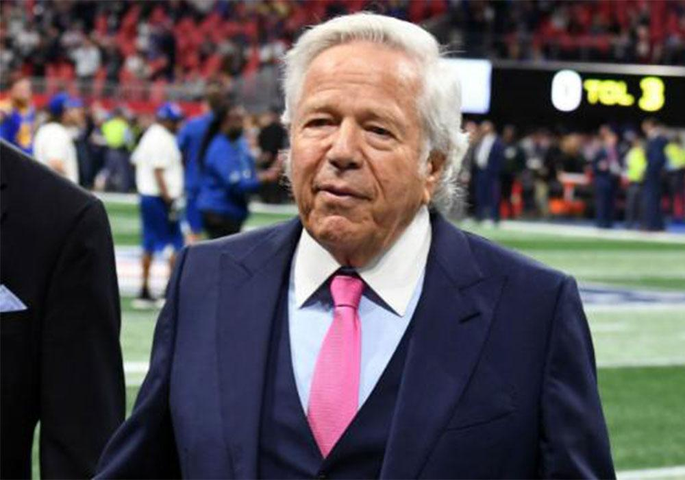 Patriots' Owner Robert Kraft Apologizes For Florida Prostitution Bust As 'Pretty Ugly Videos' May Go Public Soon