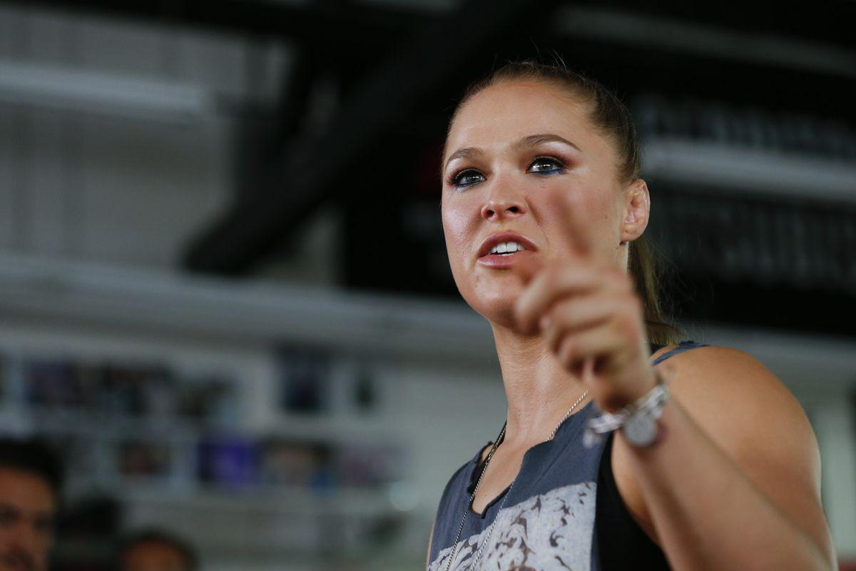Ronda Rousey Slams The WWE By Calling It Fake