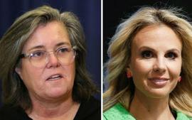 Rosie O'Donnell Confesses Her Secret Crush On 'The View' Was Co-Host Elisabeth Hasselbeck