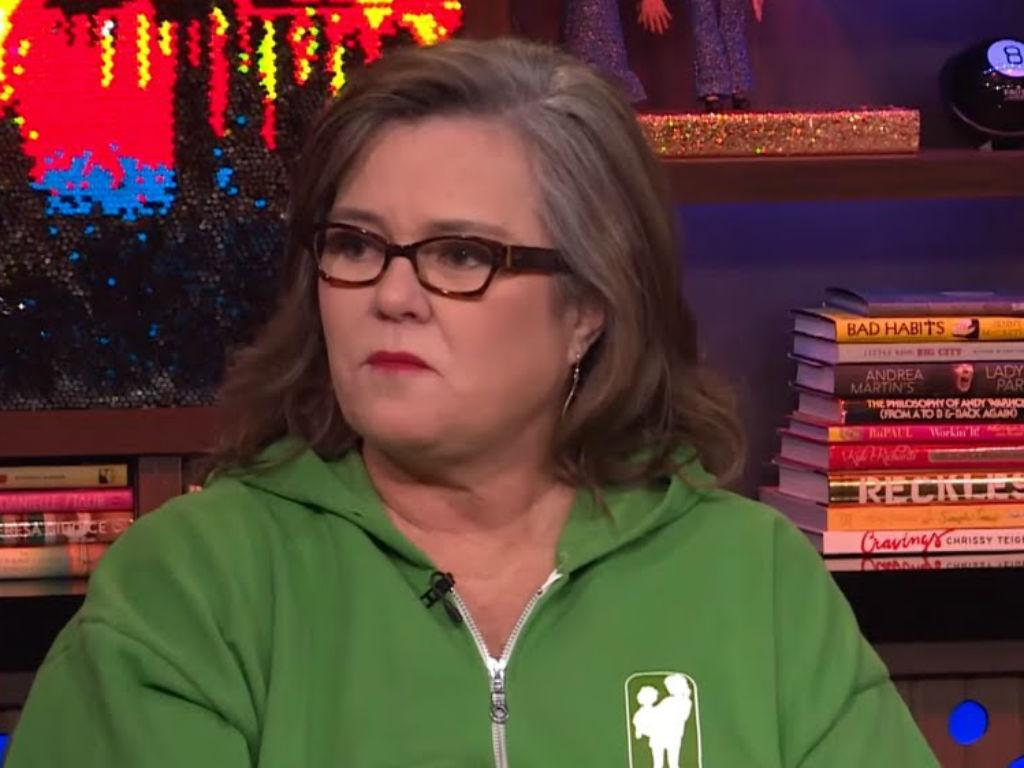 Rosie O'Donnell Reveals She Was Sexually Abused By Father In New Book 'Ladies Who Punch'