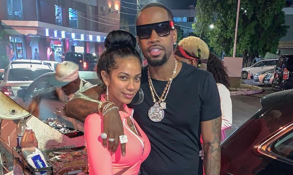 Erica Mena Tells Safaree Samuels: 'Let's Get Married Right Now' - See Their Lovey-Dovey Pics