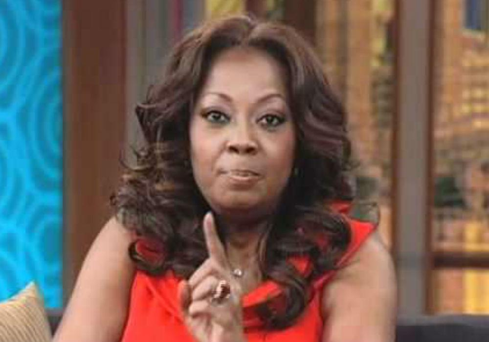 Star Jones Would Not Let The Crew At The View Look Her In The Eyes