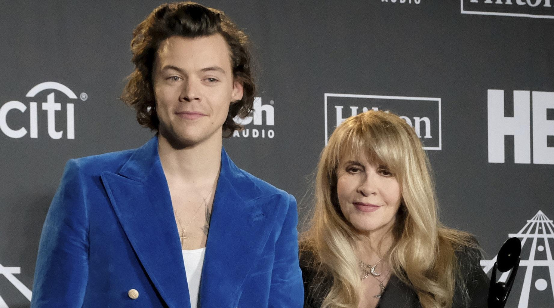 Stevie Nicks Mistakes Harry Styles For An NSYNC Member - Gets Made Fun Of On Social Media!