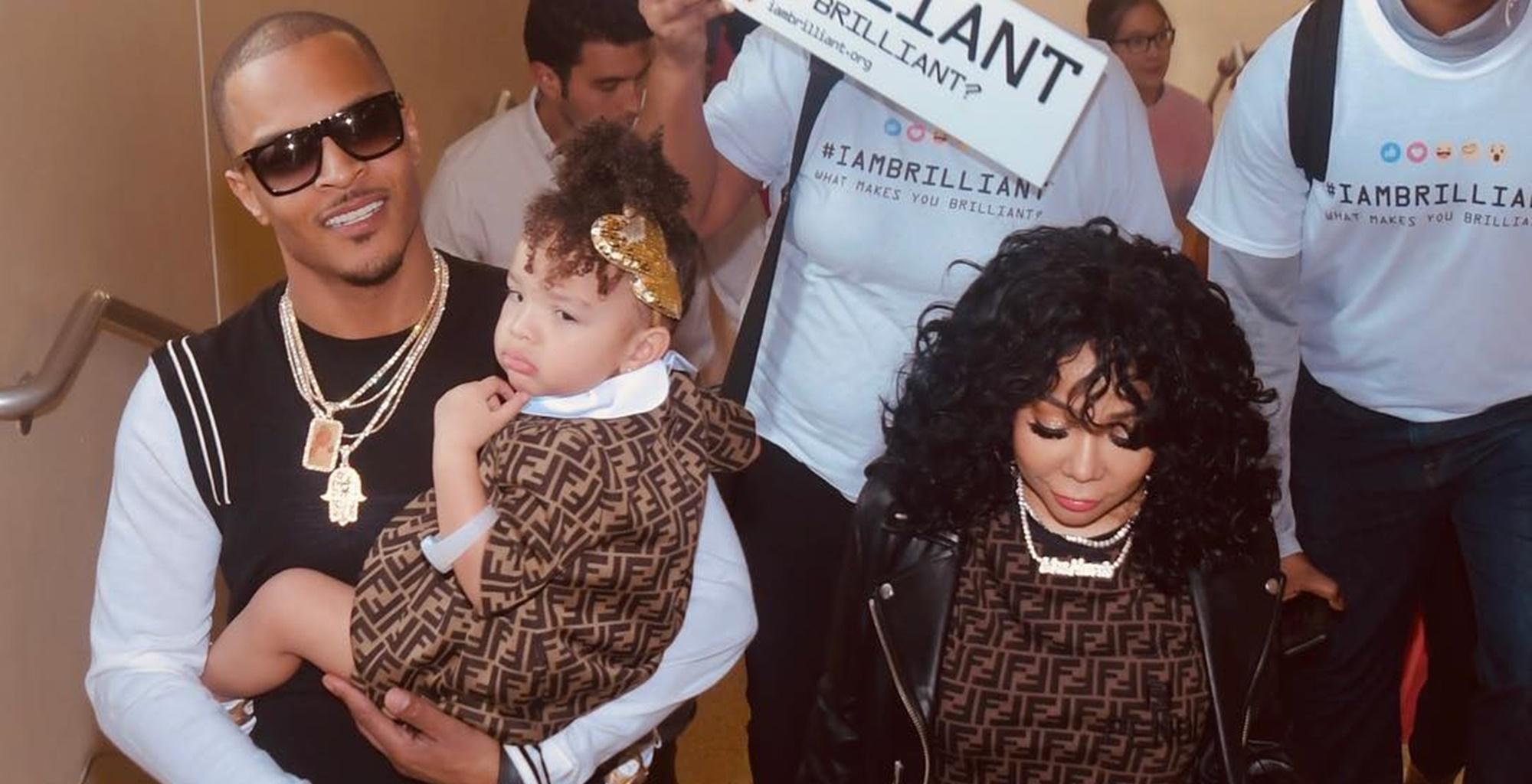 T.I. And Tiny Harris' Daughter Heiress Could Be The Next YouTube Star Like JoJo Siwa And This Video Proves It