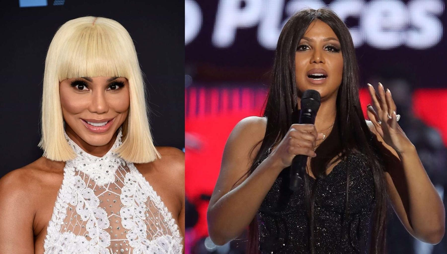 Toni Braxton Looks Ageless As She Parties With Tamar In Stunning Photos -- Fans Are Busy Debating Vincent Herbert's Ex's Plastic Surgery
