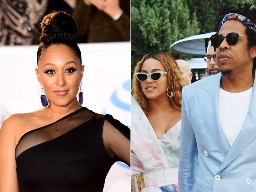 Tamera Mowry Responds To Backlash From Beyonce Fans After Sharing A Personal Jay-Z Story