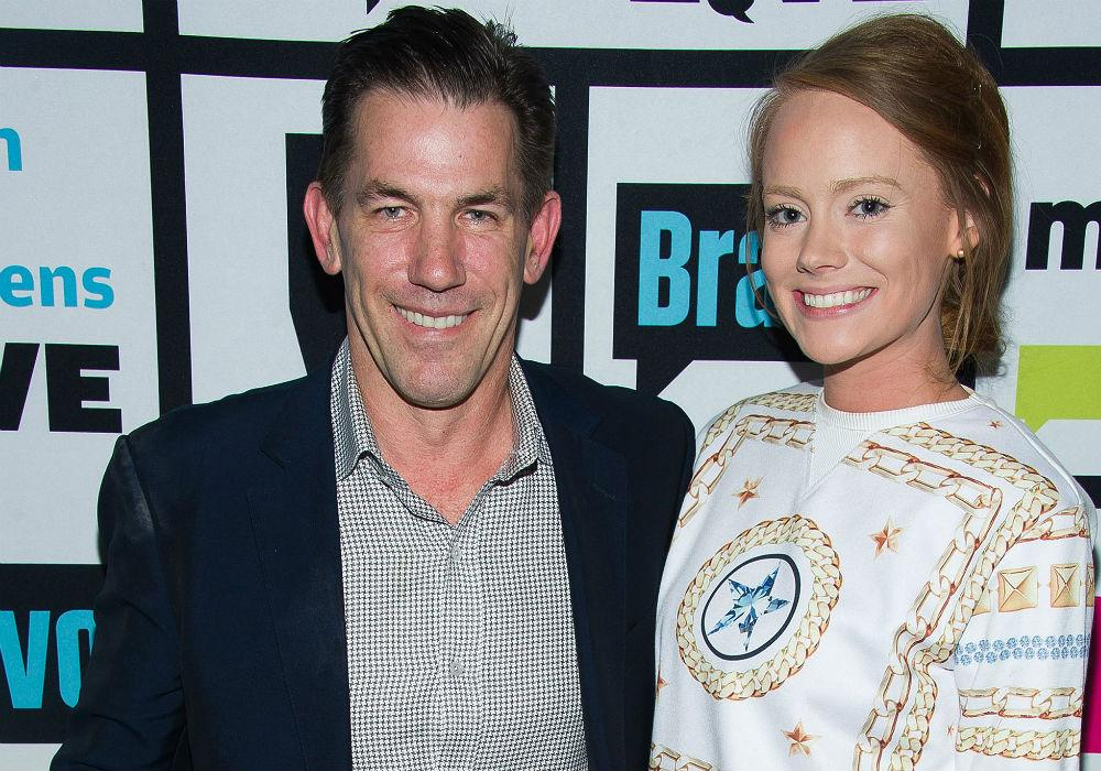 Thomas Ravenel Wants To Ban Kathryn Dennis From Making Him Look Like A Jerk On Southern Charm