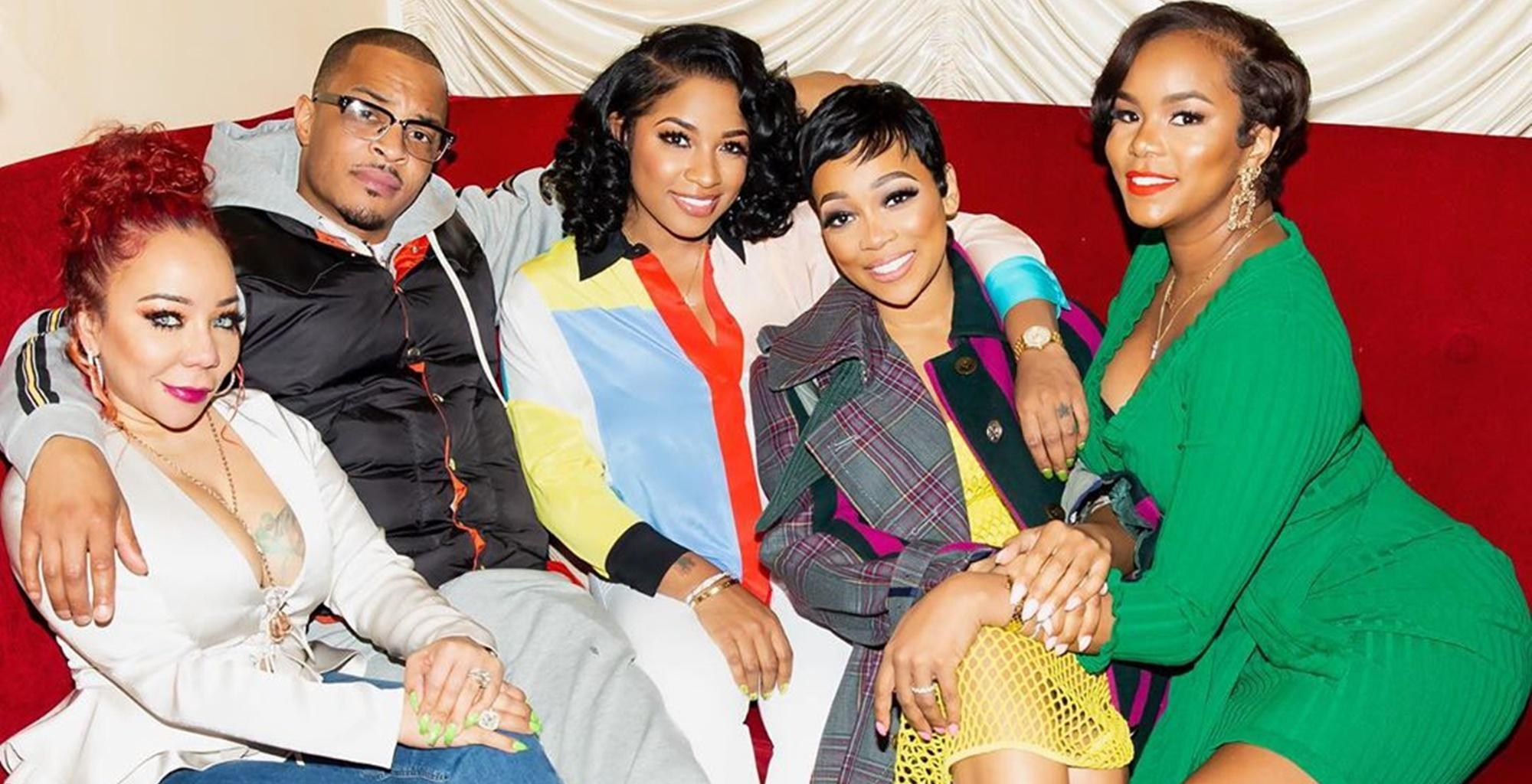 Monica Brown Shares Tear-Jerking Note About T.I.'s Late Sister Who Is Being Celebrated By Tiny Harris And Her Friends