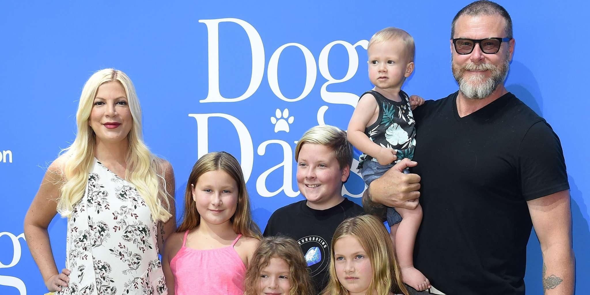 Tori Spelling Criticized After Saying She Gives Her Children Muffins As A Healthy Snack