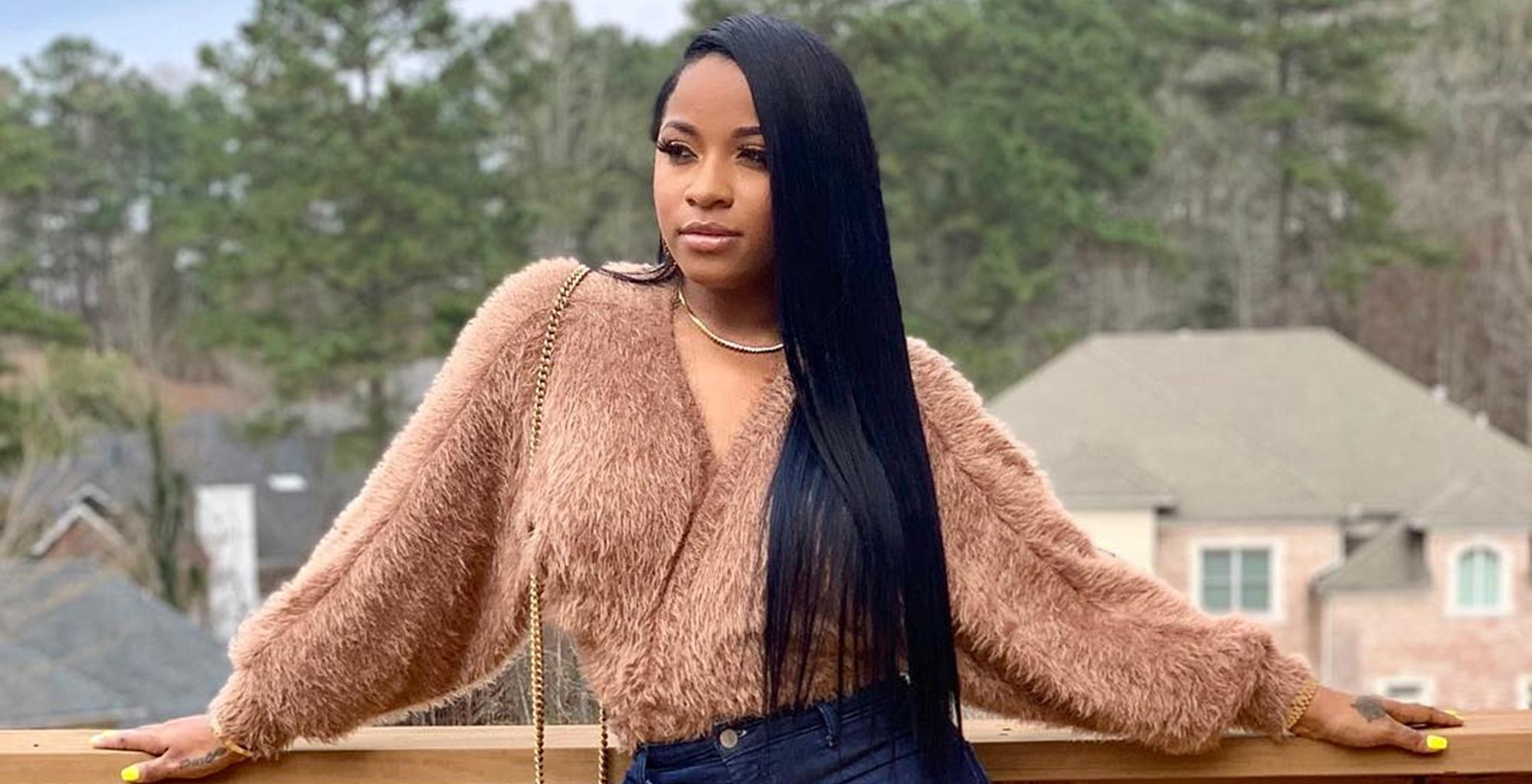 Toya Wright Shares Video Of Baby Reign Dancing And Singing Like A Future Beyonce