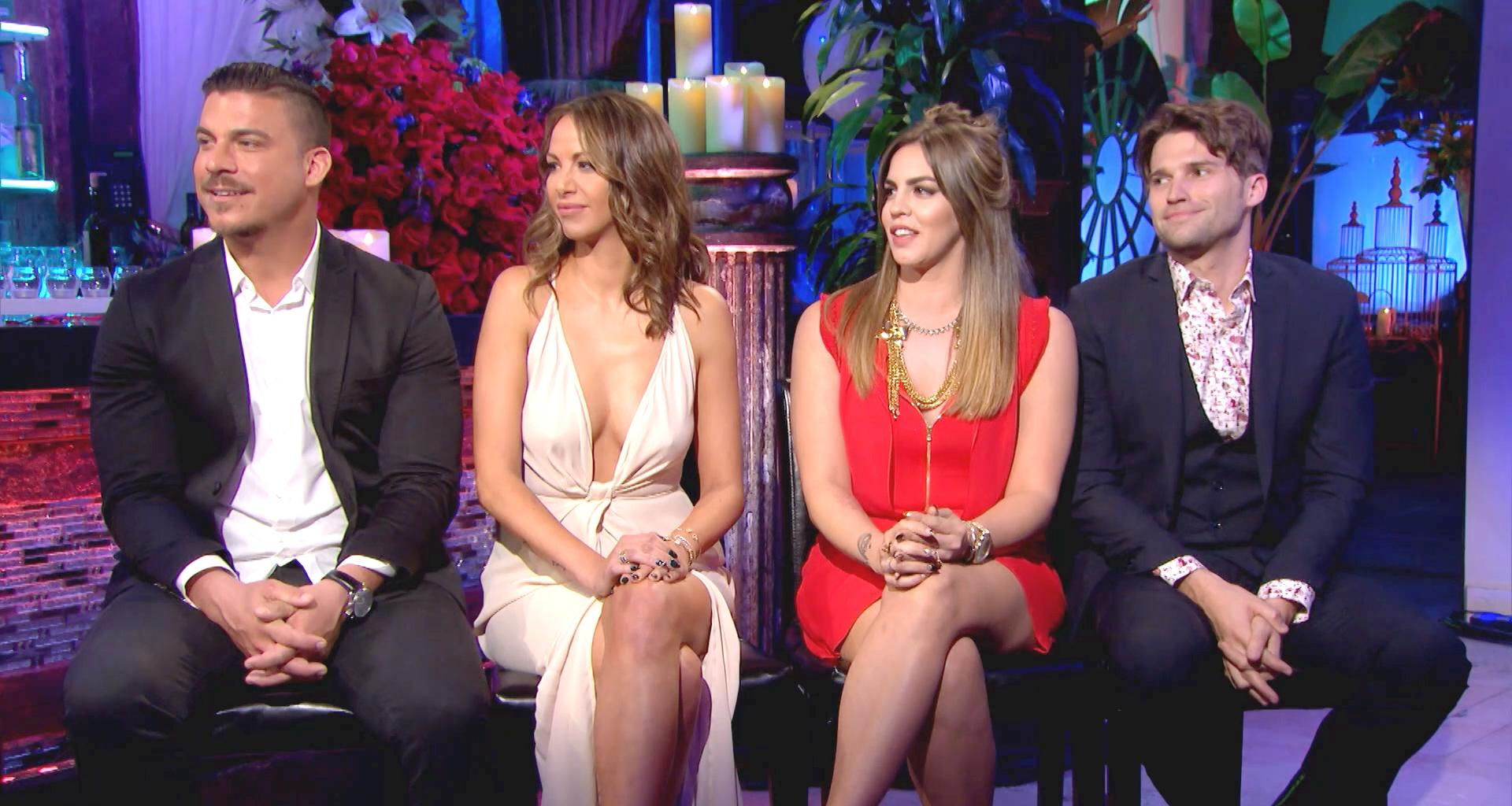 """Jax Taylor Says A Brawl Happened At 'Vanderpump Rules' Reunion Taping: """"I Had No Idea It Was Going To Go This Way"""""""