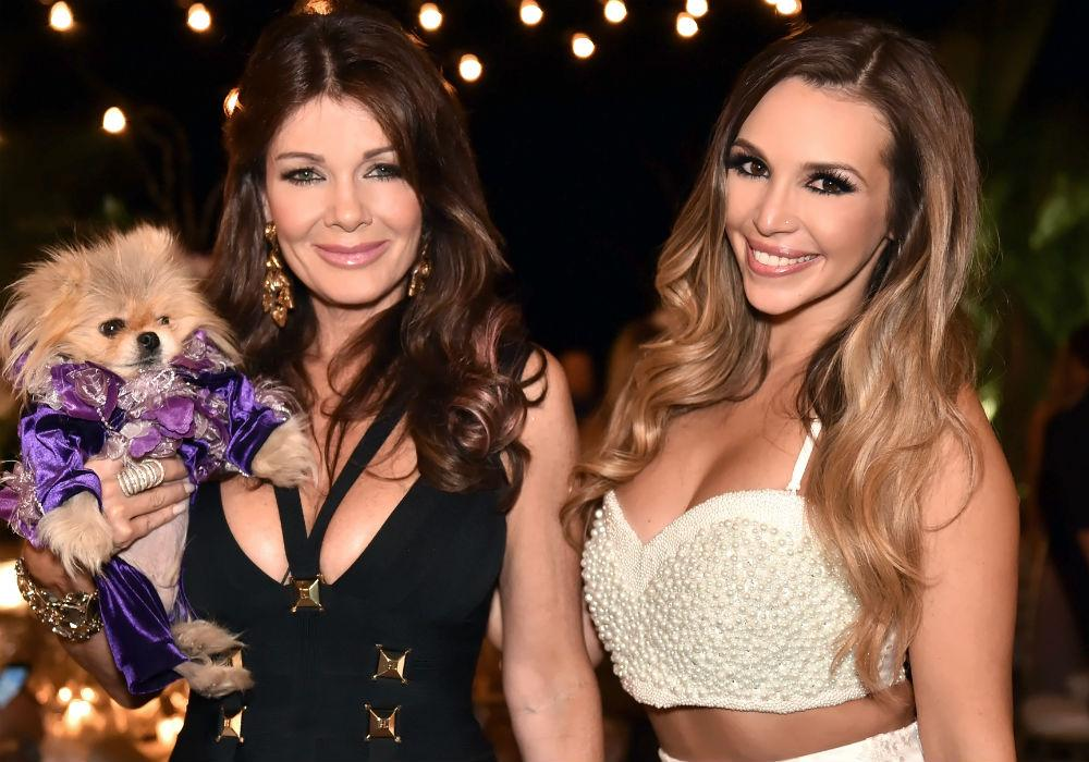 Vanderpump Rules Star Scheana Marie Fires Back At Claims She Talks Behind LVP's Back