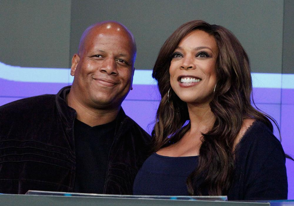 Wendy Williams Husband Still On The Set Of Her Show Despite Welcoming A Baby With His Mistress