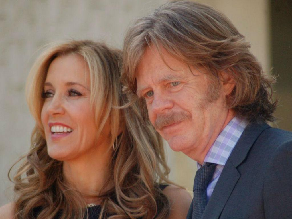 """William H. Macy Discussed """"Stressful"""" College Admissions Process Weeks Before Wife Felicity Huffman's Bribery Scandal"""
