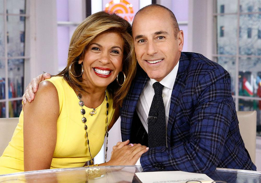 Would Hoda Kotb Welcome Matt Lauer Back To Today?
