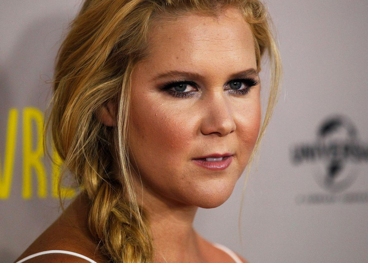 Amy Schumer Claims Her Hubby Is On The Autism Spectrum In Her Netflix Special
