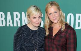 Lena Dunham Reveals She And Amy Schumer Bonded Over Haters Calling Them Both 'Worthless!'