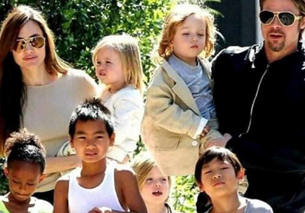 The Jolie-Pitt Kids Are Growing Up Really Fast