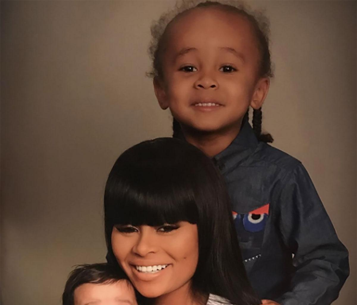 Blac Chyna Makes Fans Cry With The Latest Video Featuring Her Two Kids