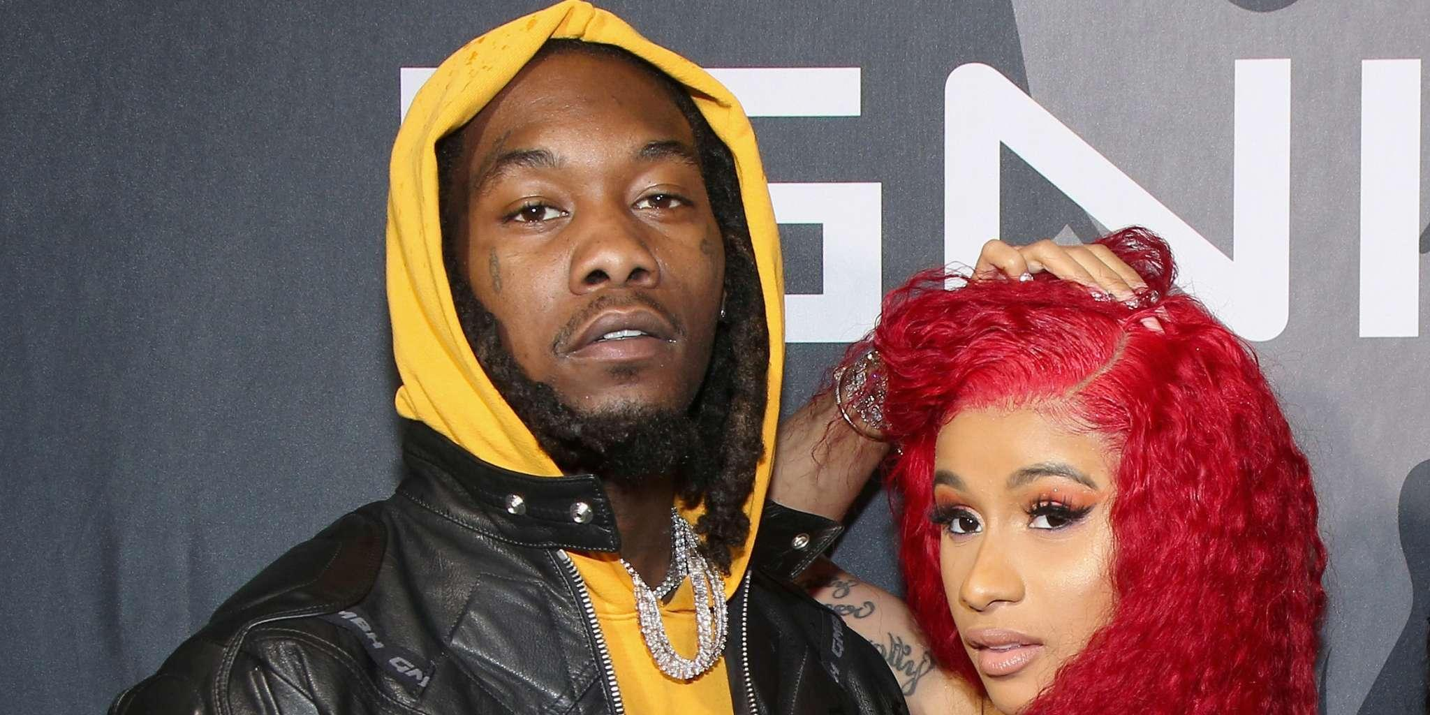 Cardi B Raves About How Much She Loves Her Husband After Offset's Latest Romantic Gesture!