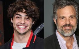 Mark Ruffalo Does Not Agree He And Noah Centineo Look Like Twins! - Check Out His Reaction!