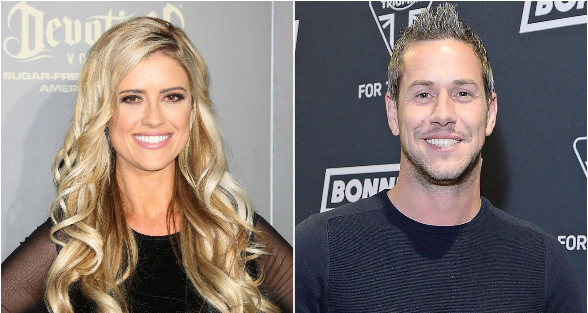 Christina El Moussa And Ant Anstead Expecting Their First Child Together - See The Cute Announcement!