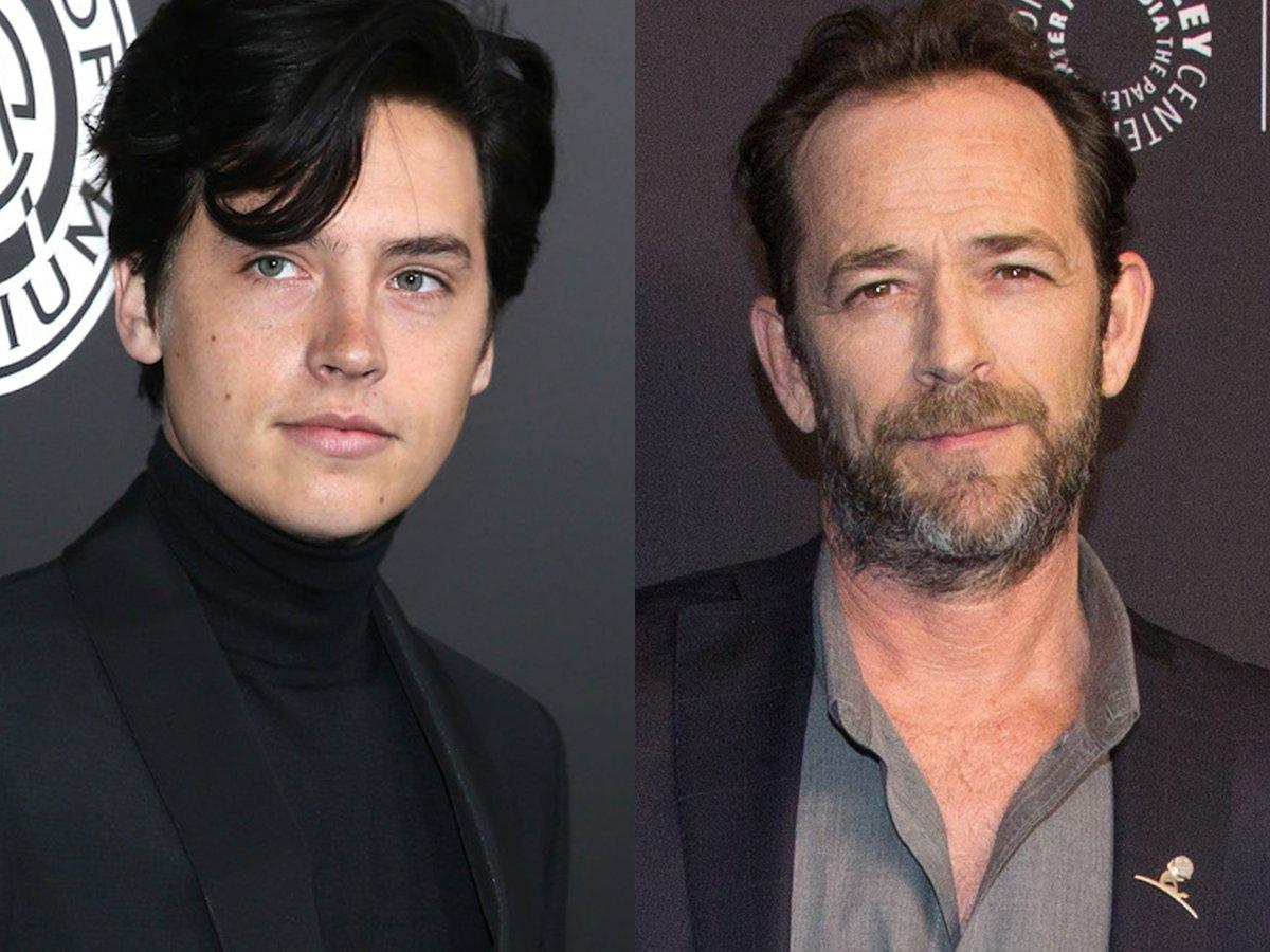 Cole Sprouse Pays Tribute To 'Passionate' Luke Perry Two Weeks After His Tragic Passing