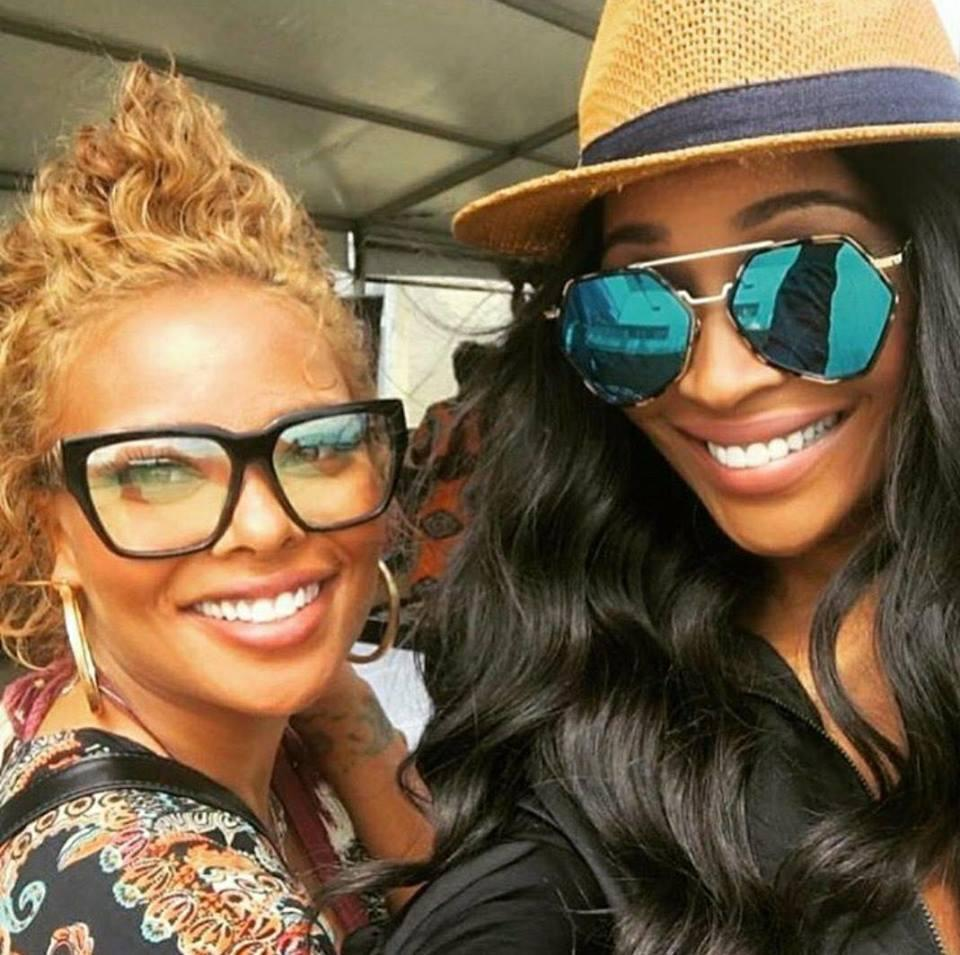 Cynthia Bailey Gives Fans A Sneak Peek At Her And Eva Marcille's Gorgeous Outfits For The RHOA Reunion - Some Fans Say Eva Looks Like NeNe Leakes