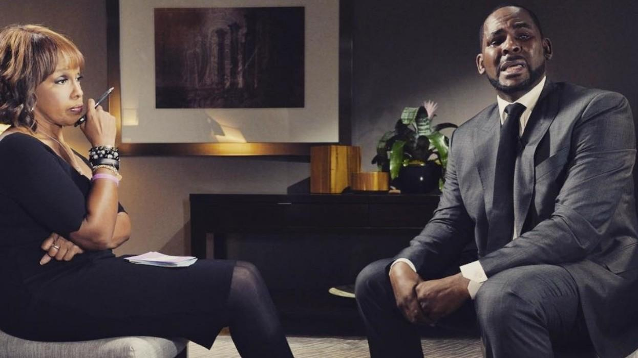 Gayle King Draws Praise For Keeping Her Cool During Eruptive R. Kelly Interview