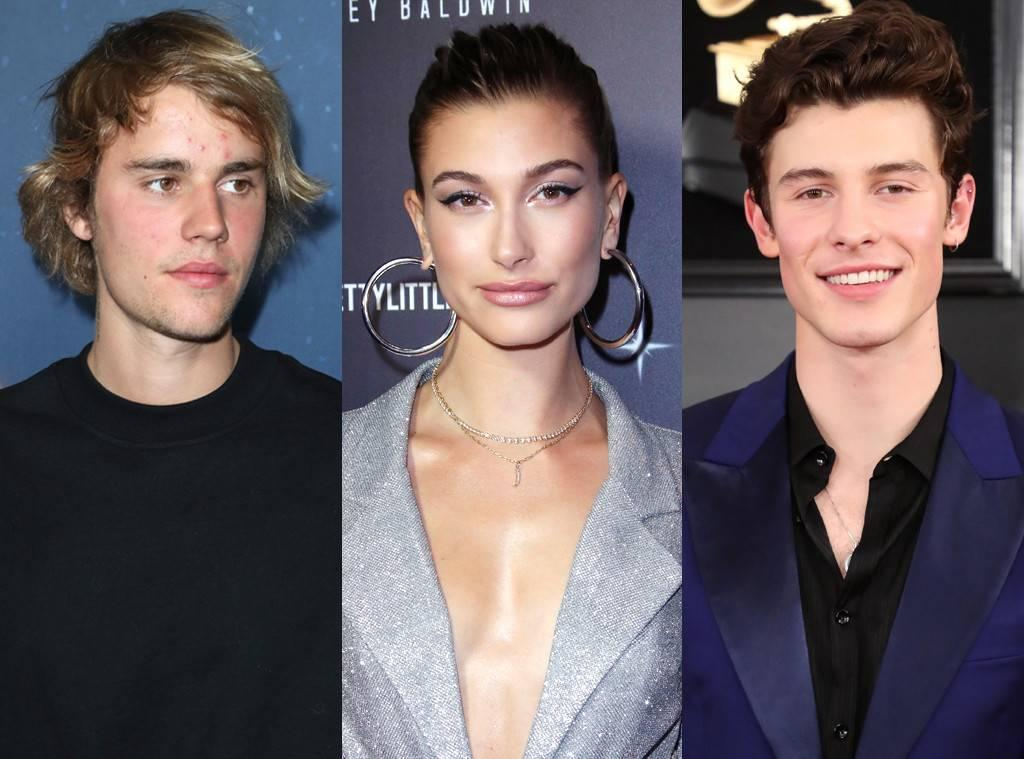 Justin Bieber Responds To Fans Freaking Out Over Shawn Mendes Liking Hailey Baldwin Pic He Posted!