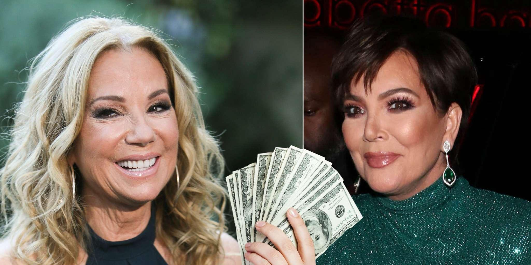 KUWK: Kris Jenner 'Upset' After Kathie Lee Gifford Reveals She Borrowed Her Money She Never Got Back - Thinks It Was 'Tacky'