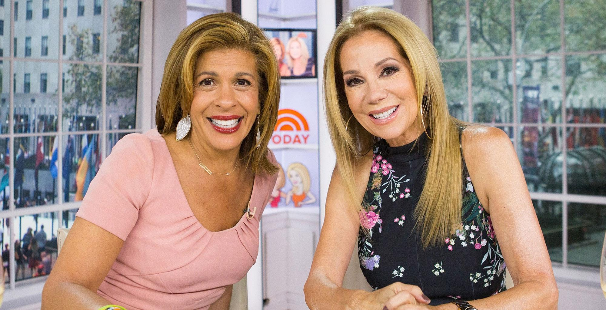 Kathie Lee Gifford Reminisces About Time With Hoda Kotb On Today Before Leaving The Show - Gets Emotional