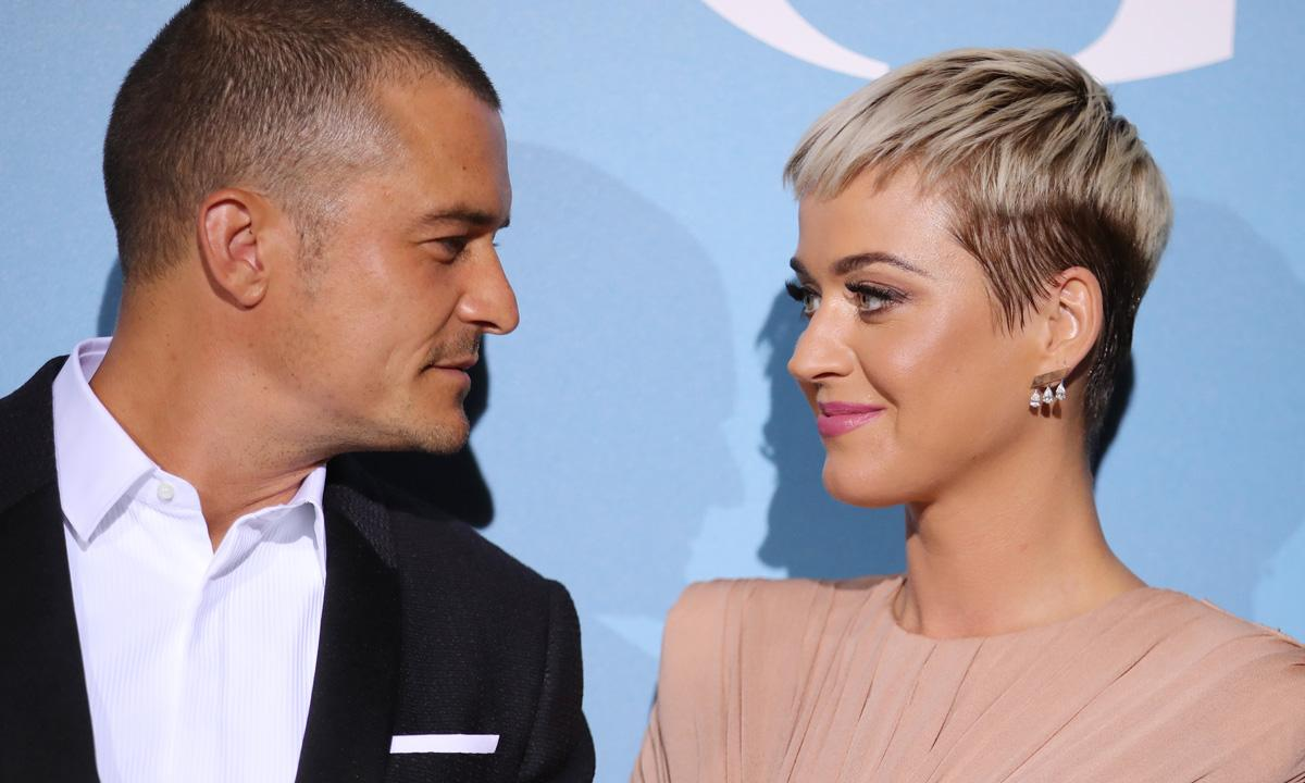 Katy Perry Reveals How She Met Orlando Bloom And How They Bonded