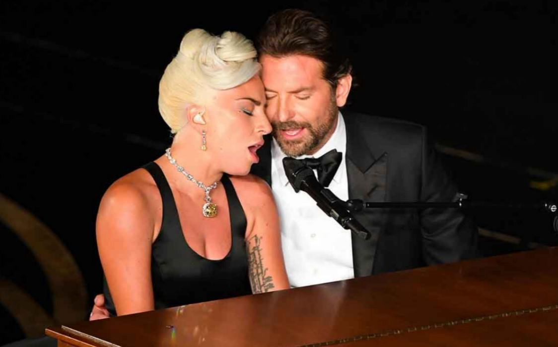 Lady Gaga: Latest Photo Of Bradley Cooper With 'Lipstick' On His Face Goes Viral