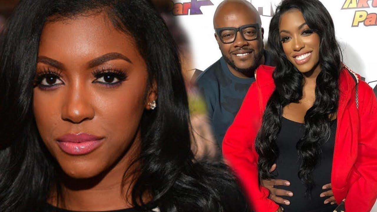 Porsha Williams Shares More Pics From The Baby Shower With Her Mom And More - Fans Say That Dennis McKinley Is Her Soulmate